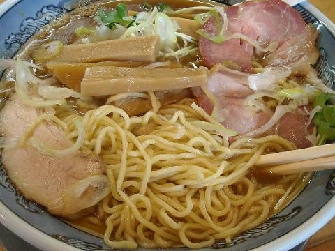 小太喜屋・H26・7 ラーメン 麺