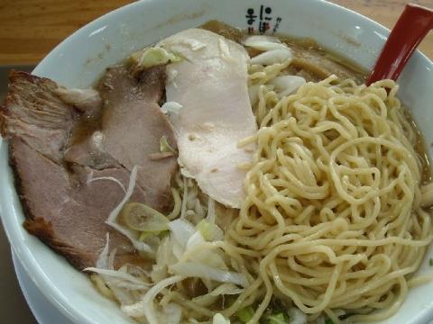 にぼしまじん・H26・7 しょうゆ 麺