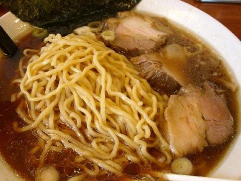 極・H26・5 らーめん 麺