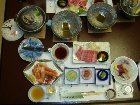 雄山閣・H26・6 夕食1