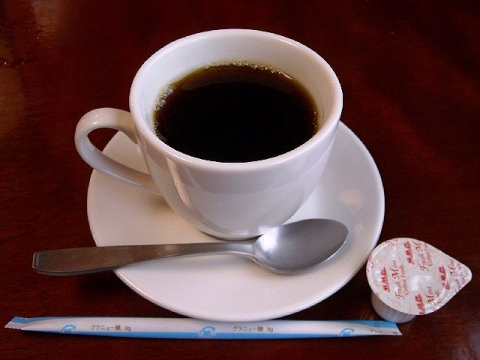 つか乃間・H26・7 サービスコーヒー