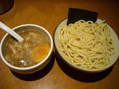 大勝軒新潟・H26・8 濃厚つけ麺