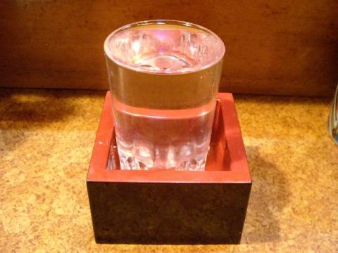 もつ焼道場・H26・8 日本酒