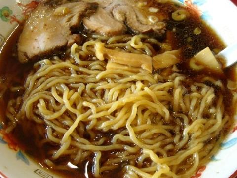 つり吉・H26・8 ラーメン 麺