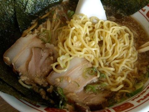 麺ちん・H26・9 のり玉中華 麺