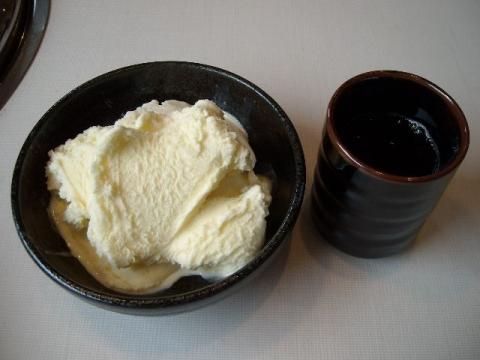 じゅうじゅうカルビ新潟三条店・H27・6 デザート