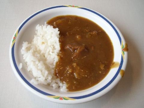 じゅうじゅうカルビ新潟三条店・H27・6 カレー4