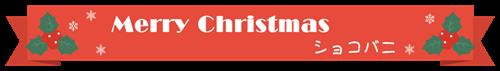 クリスマスリボン