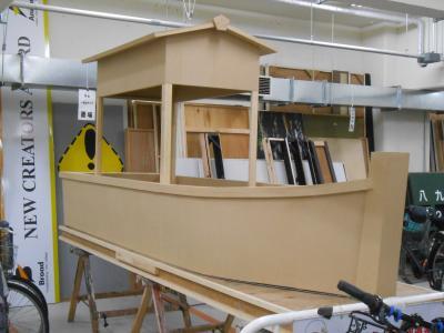 船の制作2
