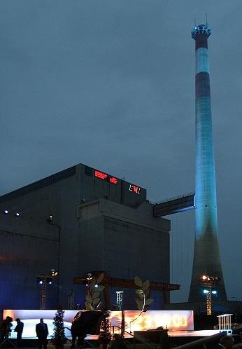 ツヴェンテンドルフ原子力発電所 ( Kernkraftwerk Zwentendorf ver-1 )