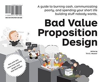 Bad Value Proposition Design