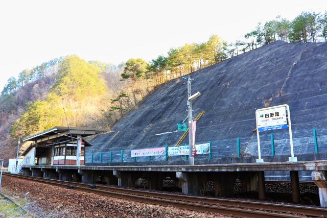 田野畑駅12