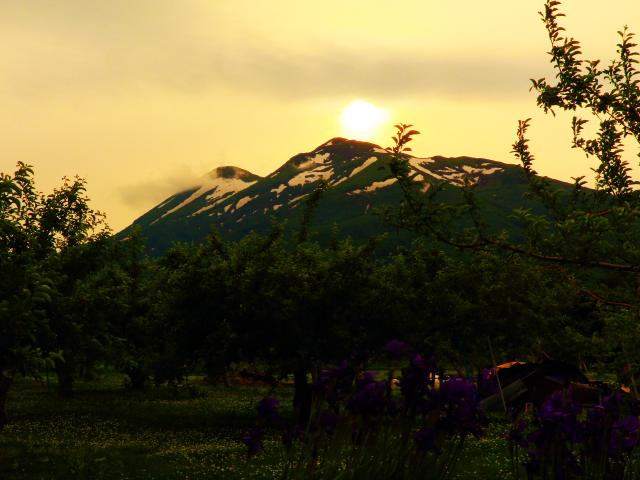 ダイヤモンド岩木山1