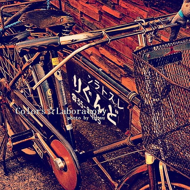 レトロな自転車 33