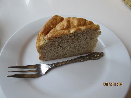 ワンコのケーキ