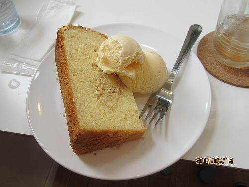 ママたちの食後のデザート