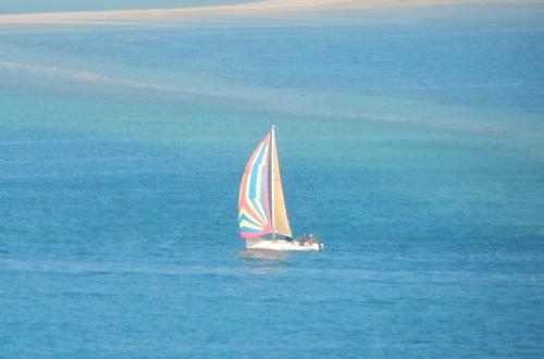 Sail in Gulf