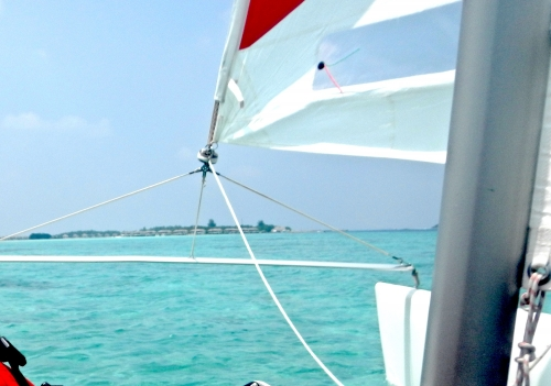 TOPCAT K2 Sailing (1)