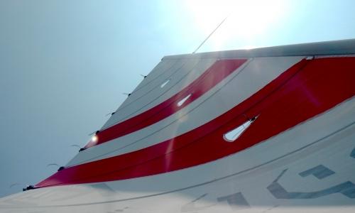 TOPCAT K2 Sailing (2)