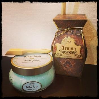 SABON-Butter Scrub,Aroma