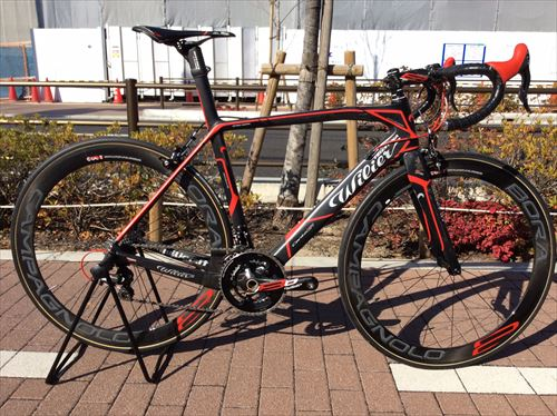 wilier2015-cento SR-trial