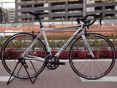 2013 orbea aqua white side