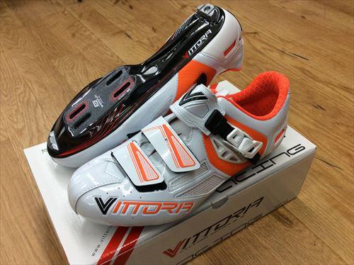 vittoria shoes-speed-orangewhite