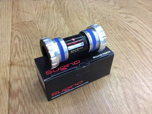 sugino-ox801-4630クランク付属BB