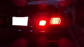 GTX製50W_LEDバルブ_RED