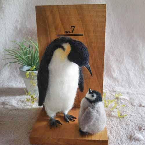 コウテイペンギン1