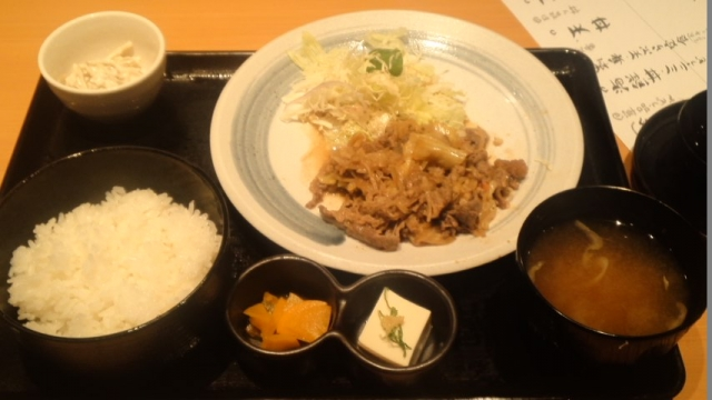 150415_牛スタミナ定食