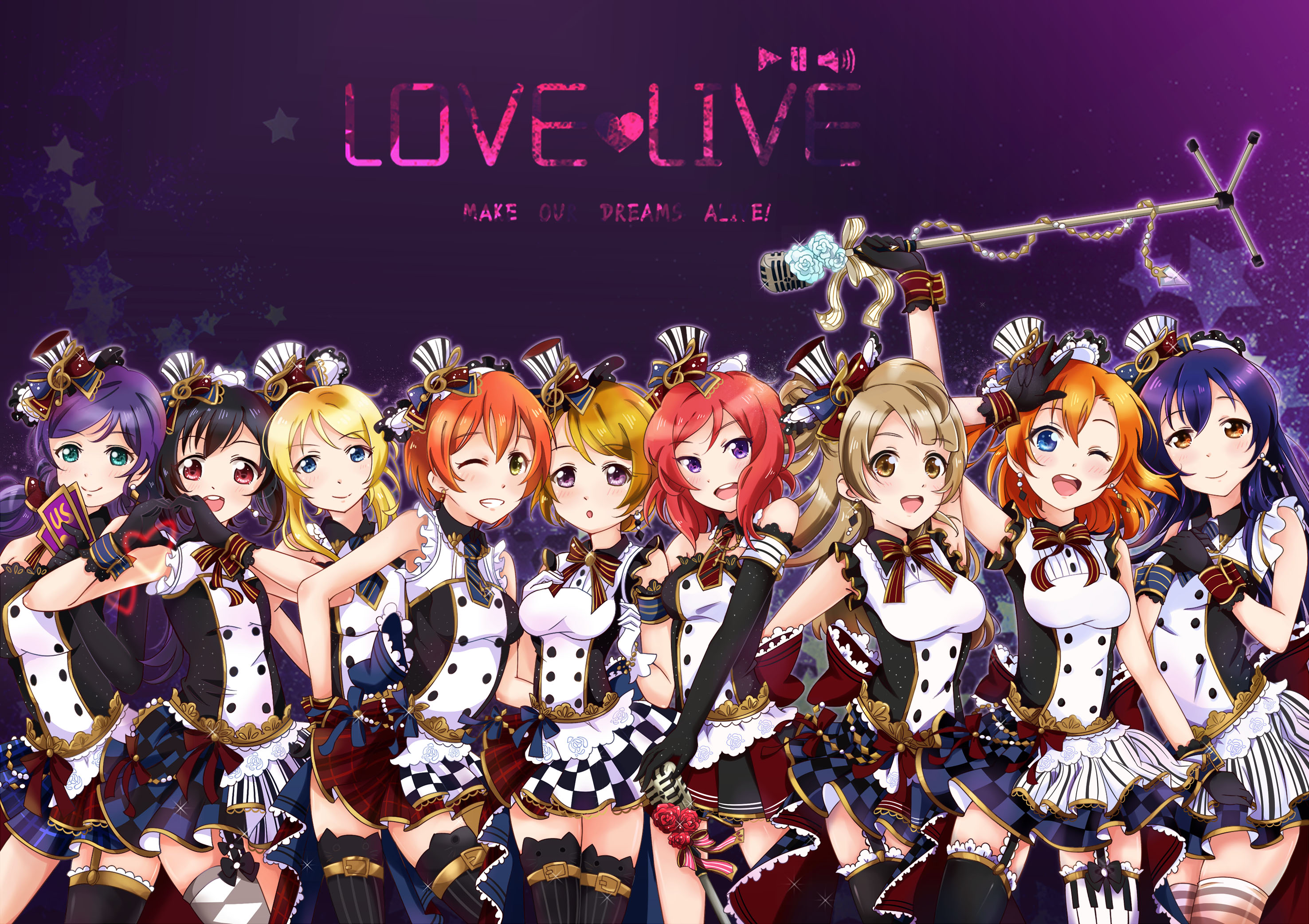 Live Wallpaper Of Love For Pc : Love Live! Wallpaper 27 BuyninJapan BLOG