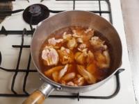 鶏と茄子の治部煮風35