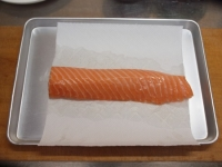 サーモン海鮮サラダ21