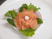 サーモン海鮮サラダ31