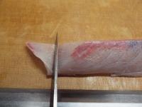 サーモンとカンパチの握り寿司24