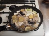 エイの味噌煮38