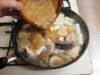 エイの味噌煮39