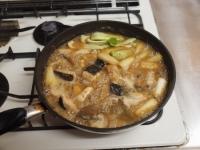 エイの味噌煮45