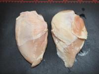 鶏むね肉でピェンロー54