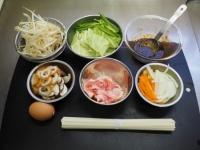 名古屋風野菜たっぷり焼きう10