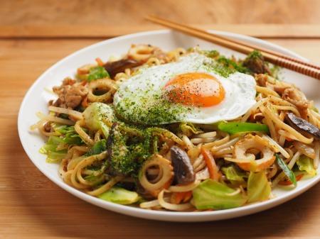 名古屋風野菜たっぷり焼きう23