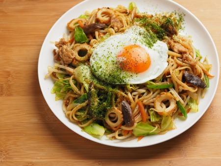 名古屋風野菜たっぷり焼きう27