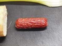 長芋とサラミのサラダ風44