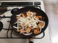 鶏むね肉のチリソース炒め52