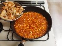 鶏むね肉のチリソース炒め61
