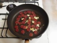 長芋とサラミのローズマリー焼き54