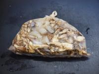 スルメイカと舞茸の柔らか炒め35