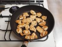 鶏むね肉とブロッコリーの焼きラ41