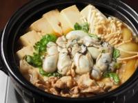 牡蠣入り肉豆腐鍋43